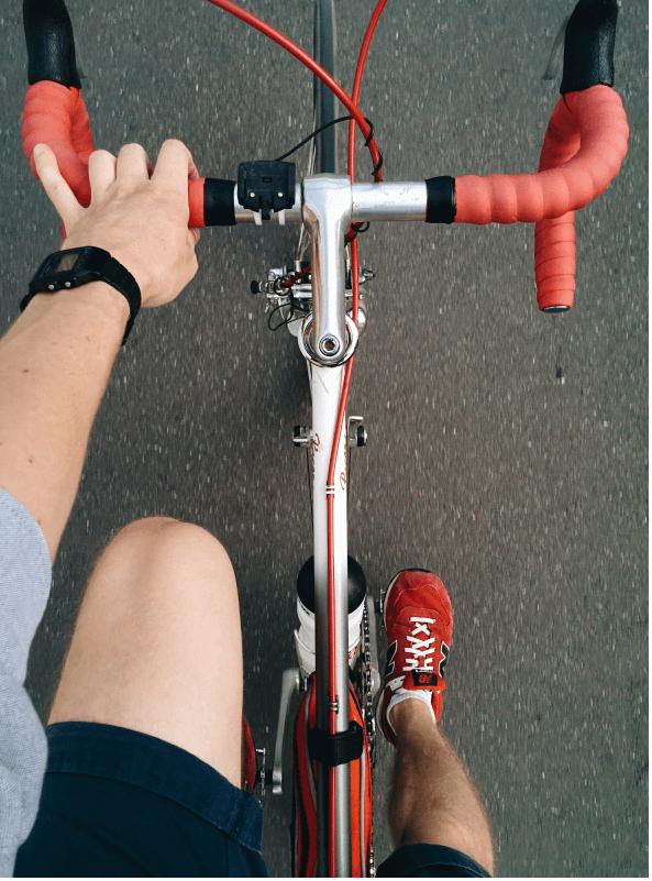 Courir en France en prévoyant son transport en mode vélotaf